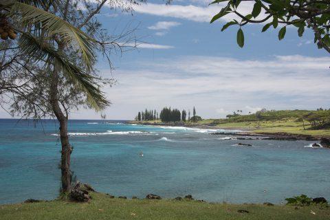South coast, Maui