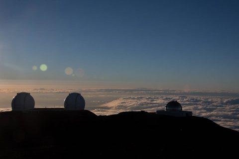 Telescopes, Mauna Kea, Big Island