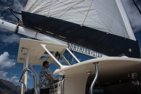 Northern star boat, Kauai