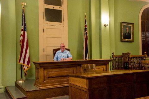 1913 Courtroom, Honolulu, Oahu