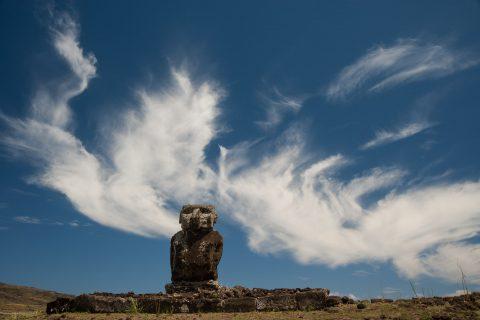 Ahu Ature Huki, Easter Island