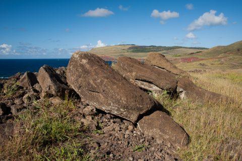 Ahu Tahira, Easter Island
