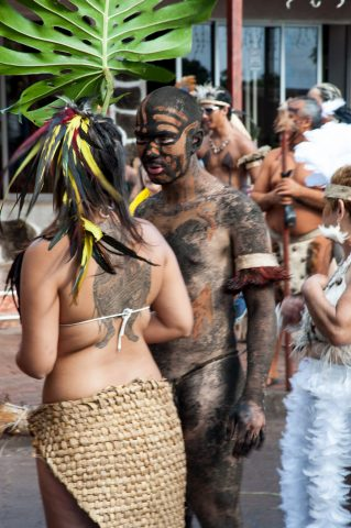 Tapati Rapa Nui (festival), Easter Island