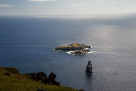 The Birdman Cult Islands, Easter Island