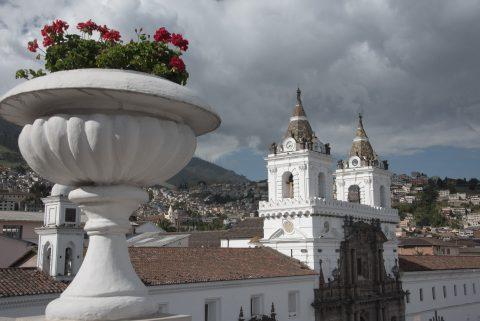 San Francisco Monastery Church, Quito