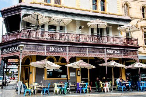 East Terrace, Adelaide