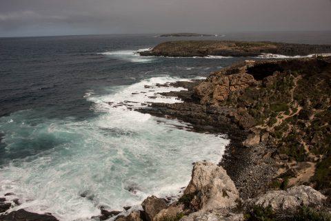 Casuarina Islets off Kangaroo Island