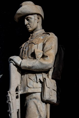 WW1 Memorial, Warrnambool