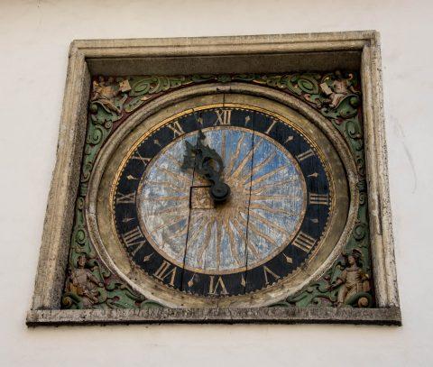 Church of the Holy Ghost clock, Tallinn