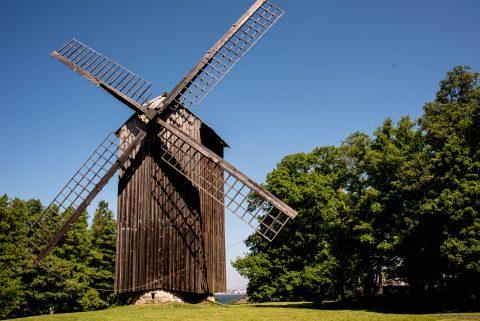 Natsi Windmill, Open Air Museum