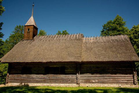 Chapel of Sutlepa, Open Air Museum