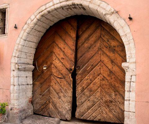 Doorway, Town Hall, Tallinn