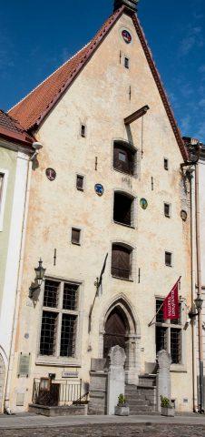 Lui 23 - late gothic merchants house, Tallinn