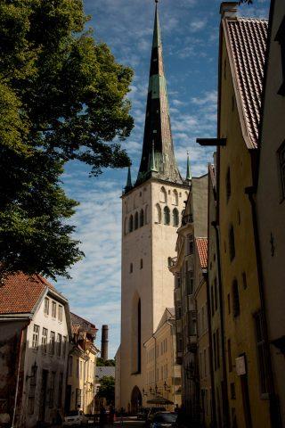 Olevista Church, Tallinn