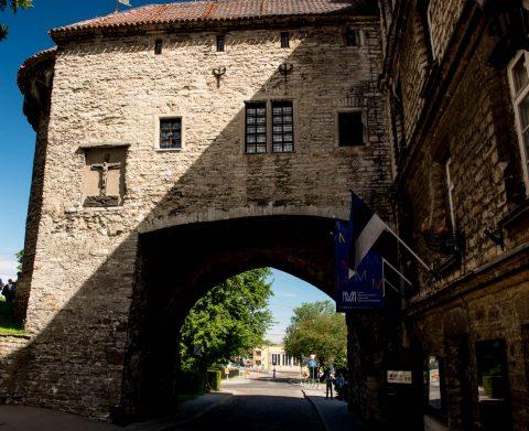 Great Sea Gate, Tallinn