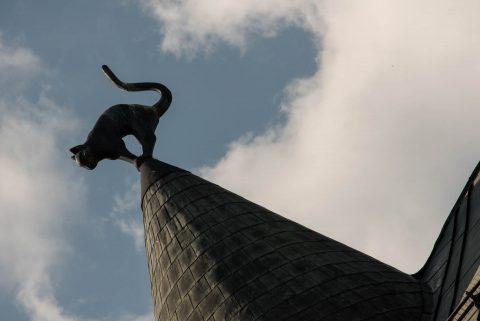 Black Cat Building, Riga