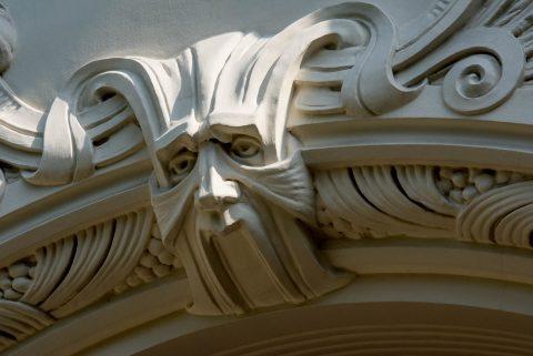 Entrance 23 Elizabetes Isla, Riga
