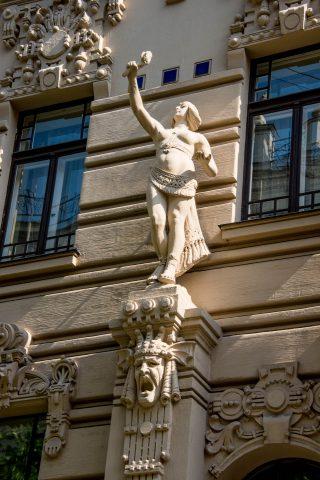 2 Alberta iela, Riga