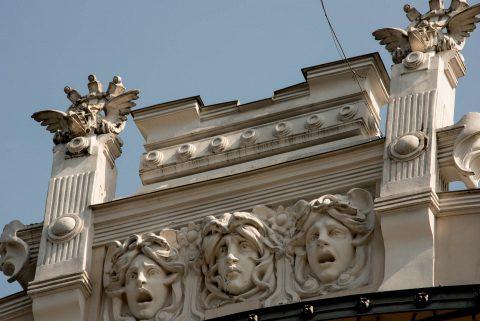 4 Alberta iela, Riga