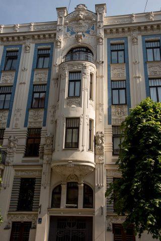 8 Alberta iela, Riga