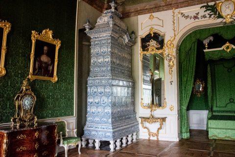 Lord's Bedchamber, Rundale Palace, Latvia
