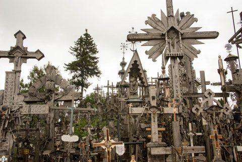 Hill of Crosses, Lithunia