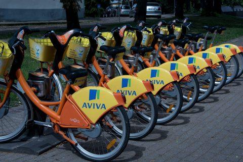 Aviva Bikes, Vilnius
