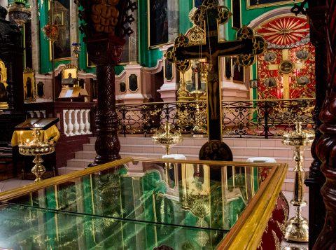 Church of the Holy Spirit (Russian) Vilnius