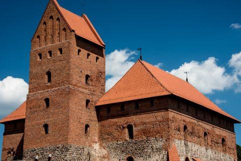 Trakai Castle, near Vilnius