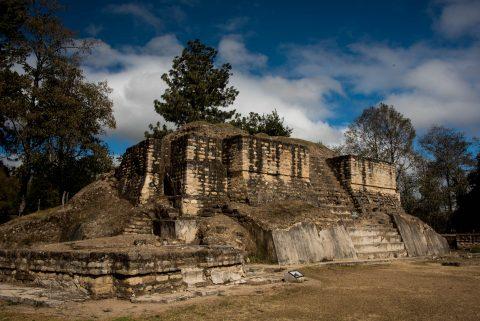 Temple 2, Iximche