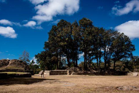 Plaza C, Iximche