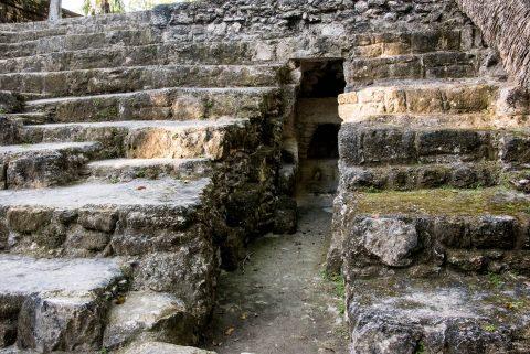 Acropolis North, previous buildings