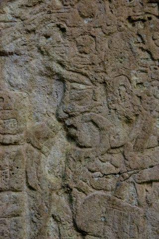 Stelea - king - Yaxha