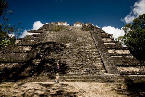 Mundo Perdido complex,Tikal