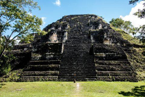 Great Pyramind, Mundo Perdido complex, Tika;l