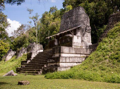 7 Temples Plaza,Tikal
