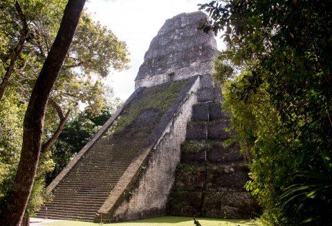 Temple V.Tikal