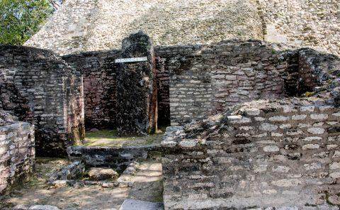 Elite Palace, Xunantunich, Belize