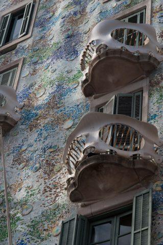 Casa Batlio, Barcelona