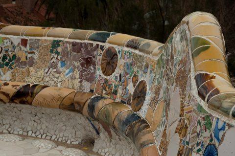 Guell Park, Barcelona