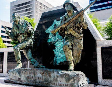 Korean War Memorial, Nashville