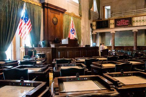 Senate, State Capital, Nashville