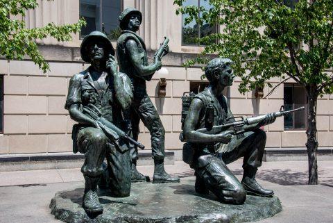 Vietnam War Memorial, Nashville