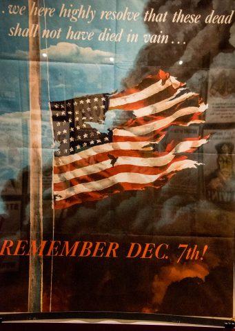 World War 2 poster, Nashville
