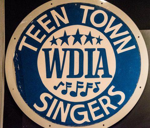 Teen Town Singers formed by WDIA (1949), Rock 'n Soul Museum, Me