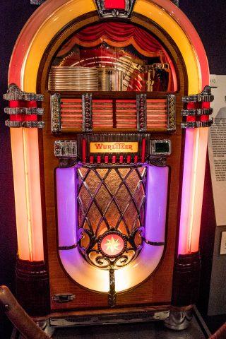 Wurlitzer, Rock 'n Soul Museum,Memphis