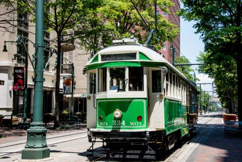 Main Street Trolley, Memphis