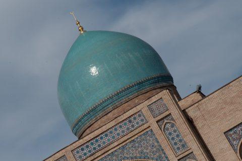 Tellya Sheikh Mosque, Tashkent