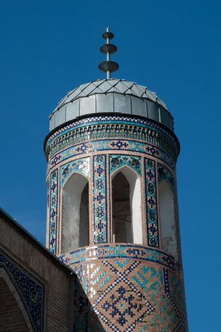 Kukeldash  Madrassah, Tashkent