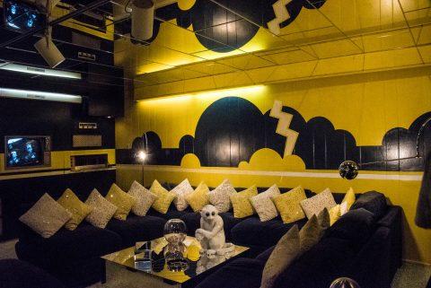 TV room, Graceland, Memphis